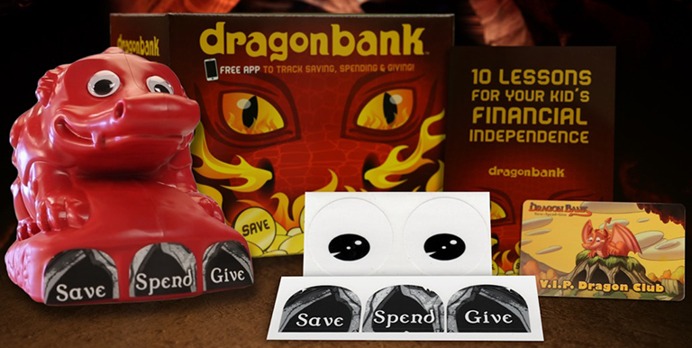 Photo of the Entire DragonBank Kit